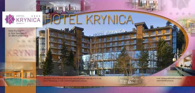 Prezentacja panoramiczna dla obiektu Hotel Krynica