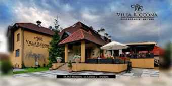 Prezentacja panoramiczna dla obiektu Villa Riccona