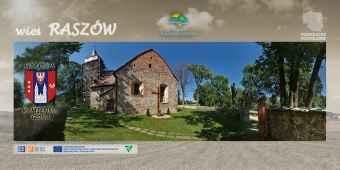 Prezentacja panoramiczna dla obiektu wieś RASZÓW