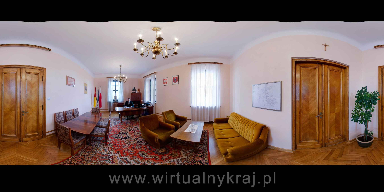 Prezentacja panoramiczna dla obiektu ZAMOŚĆ - wirtualny spacer_TEMP