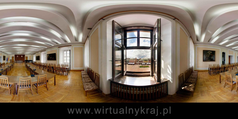 Prezentacja panoramiczna dla obiektu Urząd Miasta w Zamościu