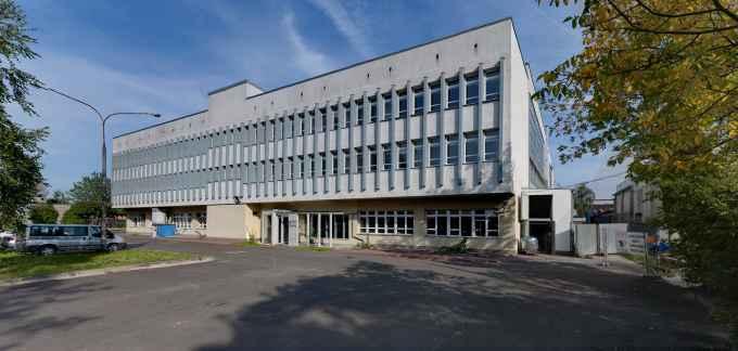 Prezentacja panoramiczna dla obiektu Instytut Odlewnictwa