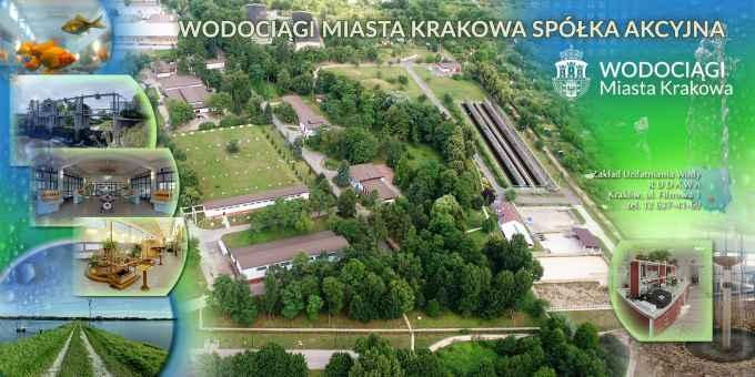 Prezentacja panoramiczna dla obiektu MPWiK - Zakład Uzdatniania Wody Rudawa