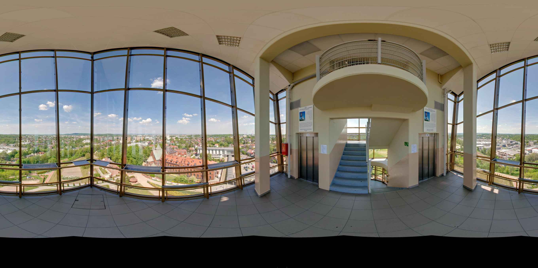 Prezentacja panoramiczna dla obiektu Sanktuarium Bożego Miłosierdzia