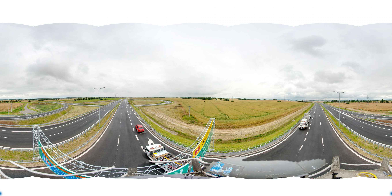 Prezentacja panoramiczna dla obiektu Oddział GDDKiA w Zielonej Górze