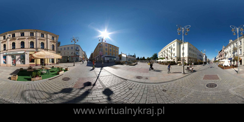Prezentacja panoramiczna dla obiektu miasto KIELCE - wirtualny spacer
