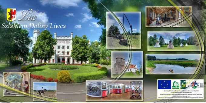Prezentacja panoramiczna dla obiektu Gmina Liw