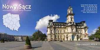 Prezentacja panoramiczna dla obiektu miasto NOWY SĄCZ - poprzedni projekt