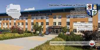 Prezentacja panoramiczna dla obiektu Starostwo Powiatowe w Policach