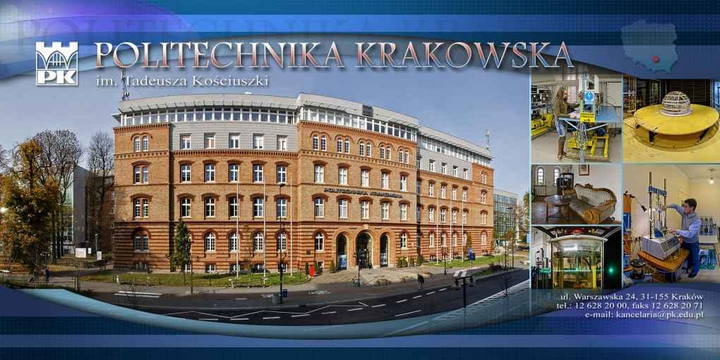 Prezentacja panoramiczna dla obiektu Politechnika Krakowska im. Tadeusza Kościuszki