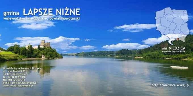 Prezentacja panoramiczna dla obiektu wieś NIEDZICA