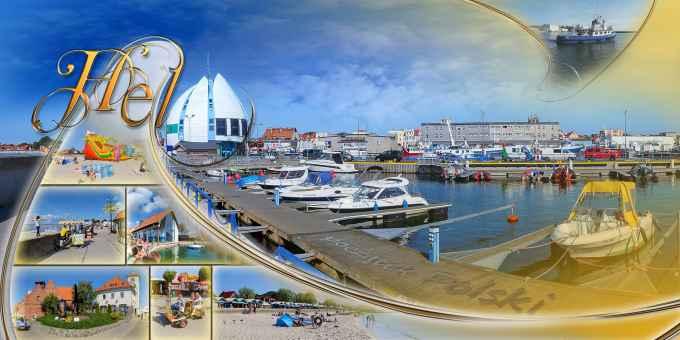 Prezentacja panoramiczna dla obiektu miasto HEL