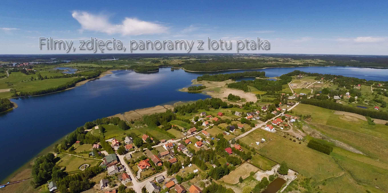 Prezentacja panoramiczna dla obiektu Filmy Zdjęcia Panoramy z powietrza