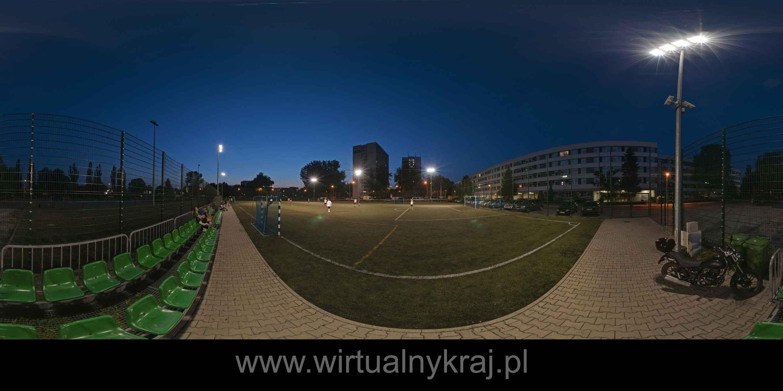 Prezentacja panoramiczna dla obiektu Boisko do piłki nożnej