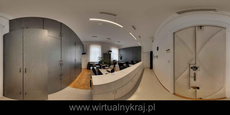 Prezentacja panoramiczna dla obiektu Uniwersytet Rolniczy w Krakowie - Wydział Rolniczo-Ekonomiczny