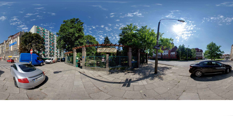 Prezentacja panoramiczna dla obiektu BYDGOSZCZ - wirtualny spacer