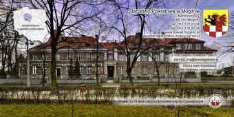Prezentacja panoramiczna dla obiektu Starostwo Powiatowe w Mogilnie