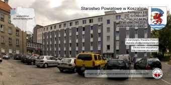 Prezentacja panoramiczna dla obiektu Starostwo Powiatowe w Koszalinie
