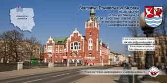 Prezentacja panoramiczna dla obiektu Starostwo Powiatowe w Słupsku