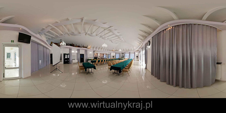 Prezentacja panoramiczna dla obiektu Hotel Junior w Krakowie
