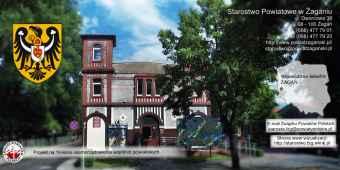 Prezentacja panoramiczna dla obiektu Starostwo Powiatowe w Żeganiu