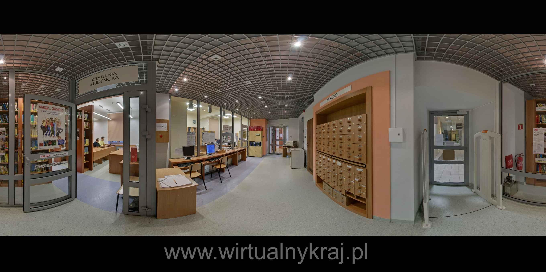 Prezentacja panoramiczna dla obiektu Wydział Matematyki Stosowanej AGH