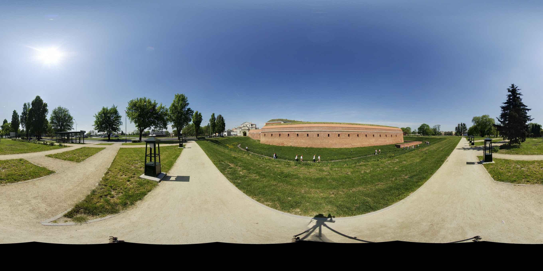 Prezentacja panoramiczna dla obiektu Twierdza Zamość