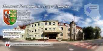 Prezentacja panoramiczna dla obiektu Starostwo Powiatowe w Nowym Tomyślu