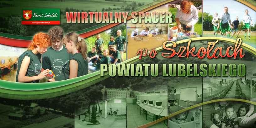 Prezentacja panoramiczna dla obiektu Wirtualny spracer po szkołach Powiatu Lubelskiego