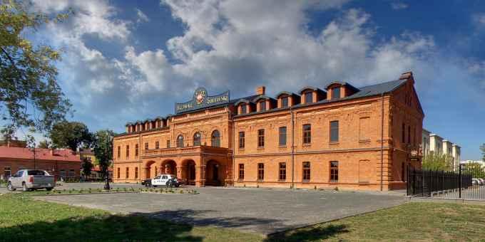Prezentacja panoramiczna dla obiektu Browar Sulewski