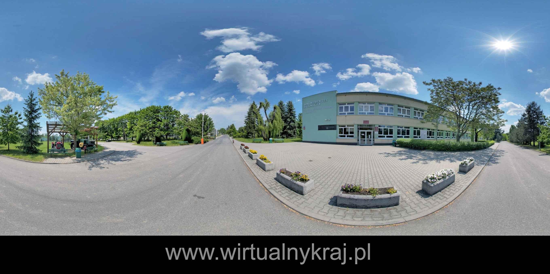 Prezentacja panoramiczna dla obiektu Uniwersytet Rolniczy w Krakowie - Wydział Inżynierii Produkcji i Energetyki