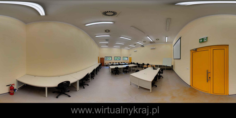Prezentacja panoramiczna dla obiektu Uniwersyteckie Centrum Medycyny Weterynaryjne UJ – UR