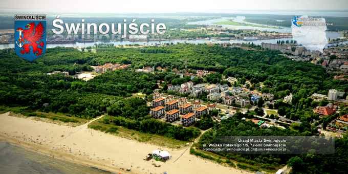Prezentacja panoramiczna dla obiektu miasto ŚWINOUJŚCIE