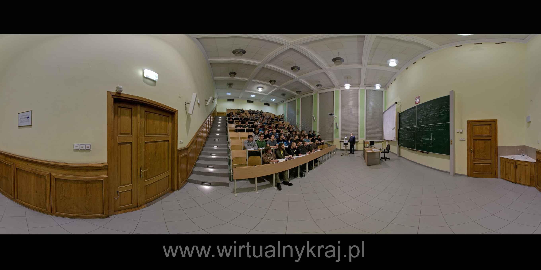 Prezentacja panoramiczna dla obiektu Wydział Elektrotechniki, Automatyki, Informatyki i Elektroniki