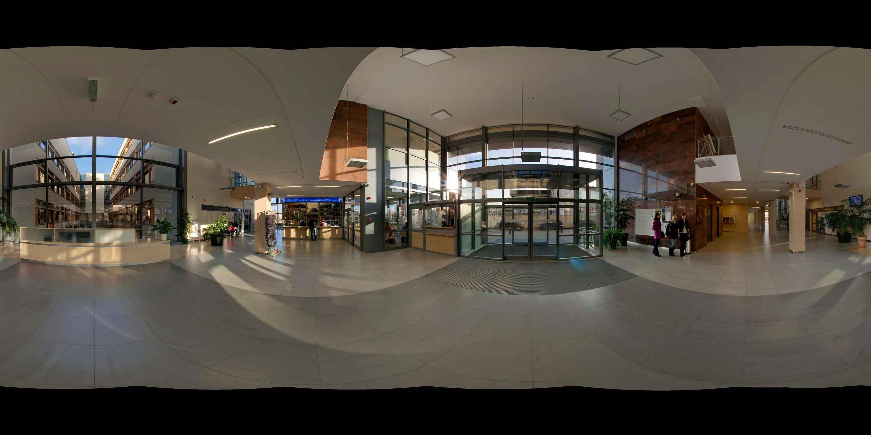Prezentacja panoramiczna dla obiektu Instytut Zoologii UJ