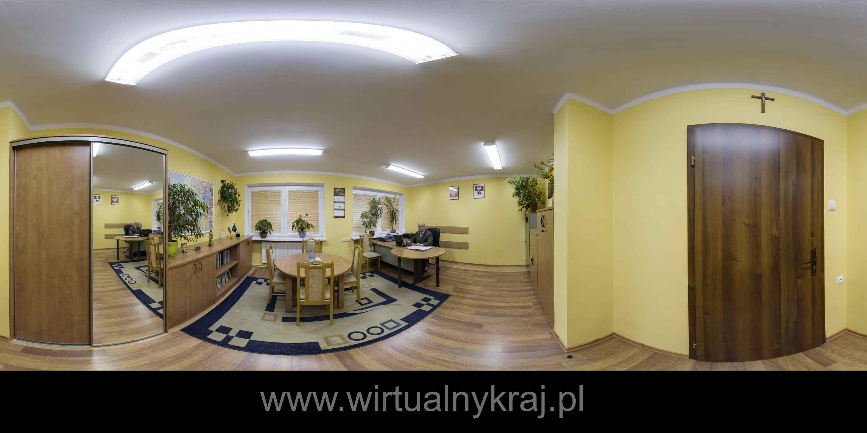 Prezentacja panoramiczna dla obiektu Starostwo Powiatowe w Bielsku Podlaskim