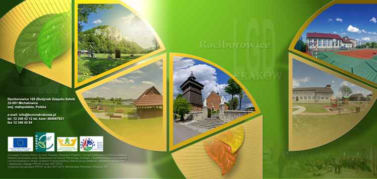 Prezentacja panoramiczna dla obiektu Lokalna Grupa Działania Kraków
