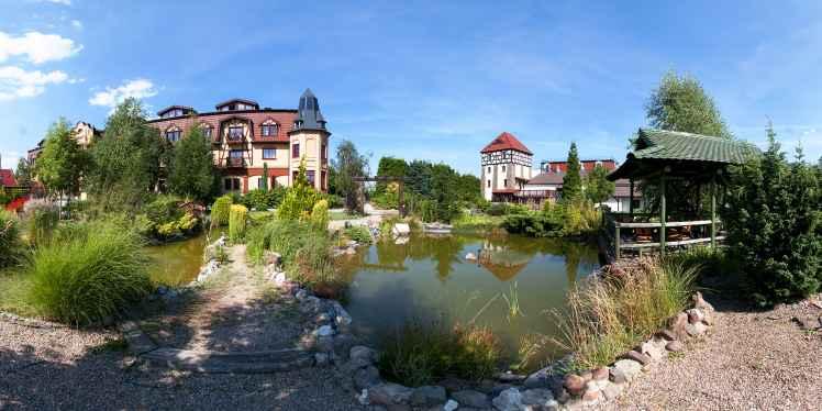 Prezentacja panoramiczna dla obiektu Hotel i Restauracja MARIA w Wałbrzychu