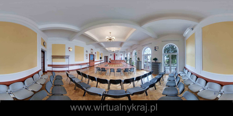 Prezentacja panoramiczna dla obiektu Starostwo Powiatowe w Jędrzejowie