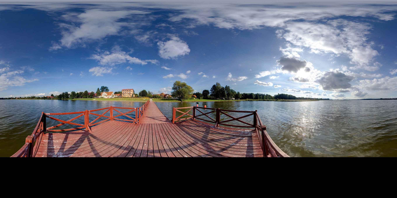 Prezentacja panoramiczna dla obiektu wieś WOLA KUROWSKA