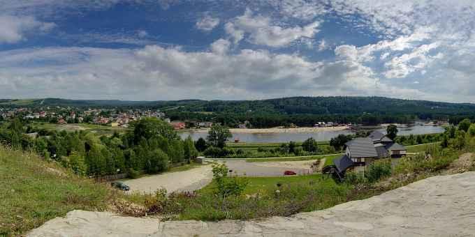 Prezentacja panoramiczna dla obiektu gmina KRASNOBRÓD