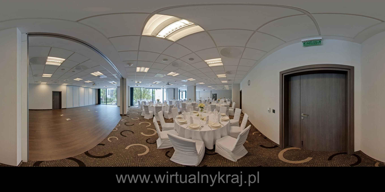 Prezentacja panoramiczna dla obiektu BEST WESTERN PLUS Q Hotel