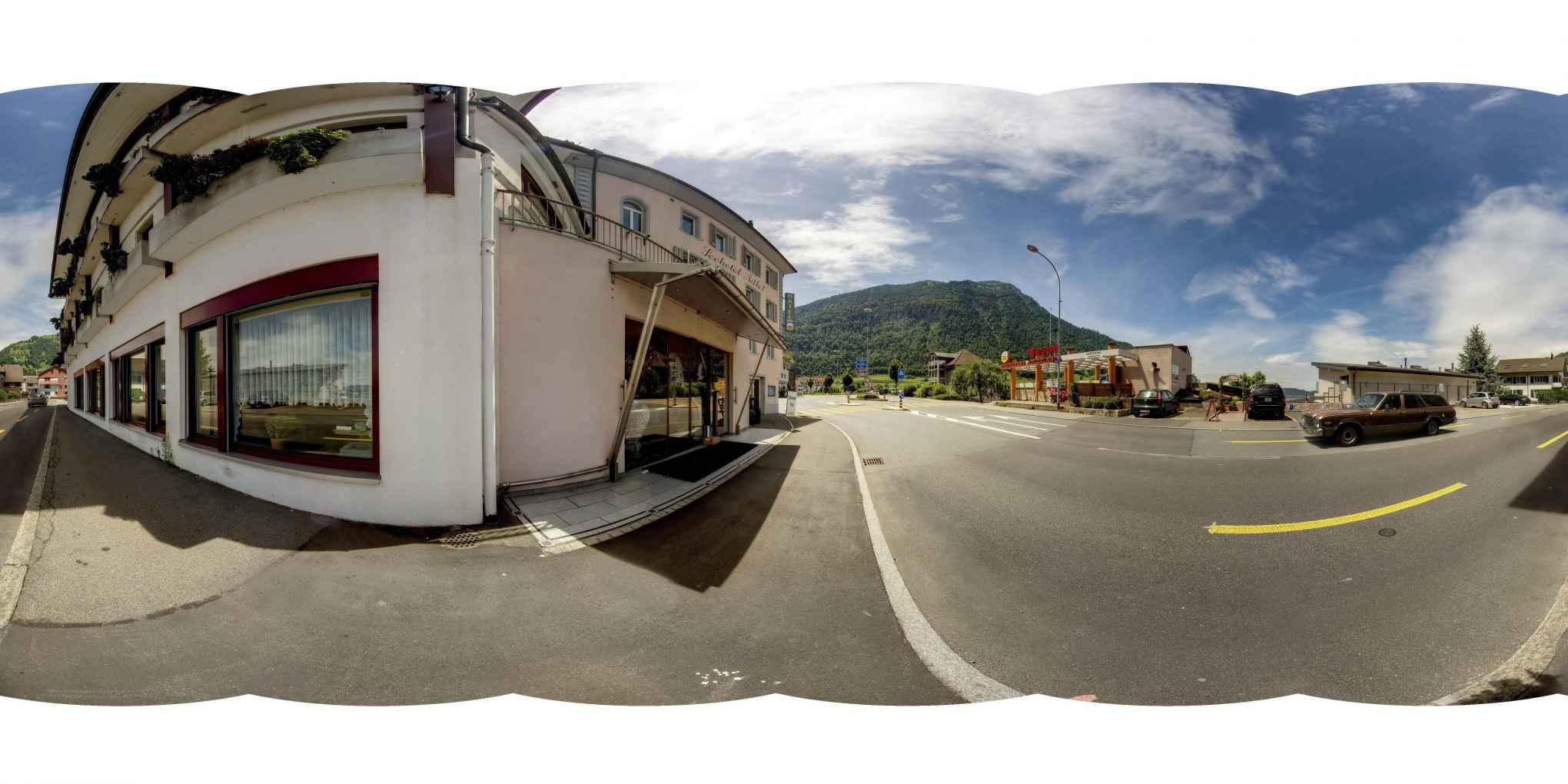 Prezentacja panoramiczna dla obiektu Arth