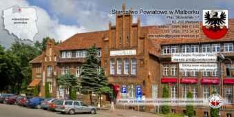 Prezentacja panoramiczna dla obiektu Starostwo Powiatowe w Malborku