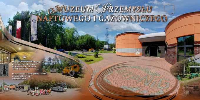 Prezentacja panoramiczna dla obiektu Muzeum Przemysłu Naftowego i Gazowniczego