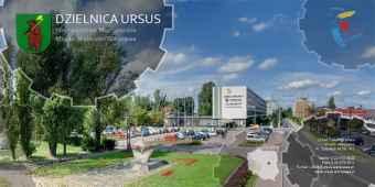 Prezentacja panoramiczna dla obiektu Dzielnica Ursus