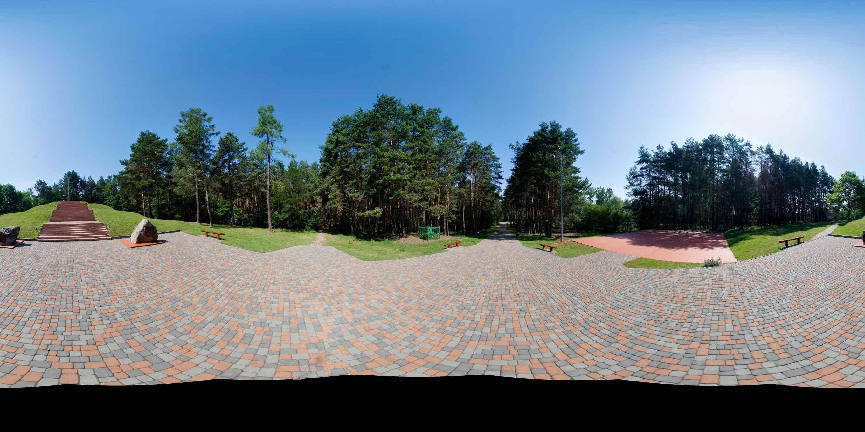 Prezentacja panoramiczna dla obiektu miasto POŁANIEC
