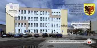 Prezentacja panoramiczna dla obiektu Starostwo Powiatowe w Tucholi