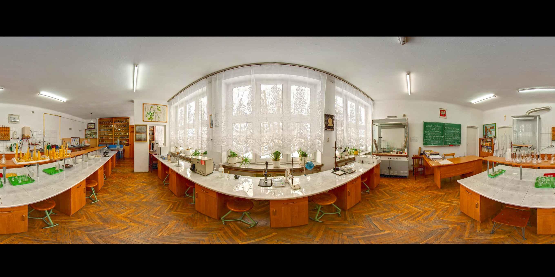 Prezentacja panoramiczna dla obiektu Zespół Szkół Rolniczych Centrum Kształcenia Praktycznego