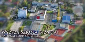 Prezentacja panoramiczna dla obiektu Wyższa Szkoła Biznesu-National Louis University